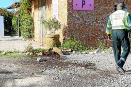 Una joven muere atropellada por un todoterreno en la carretera de Santa Eulària