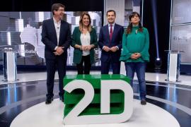Una encuesta augura un posible gobierno de derechas en Andalucía