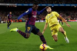 El Barça se reencuentra con la victoria en el mejor partido de Dembélé