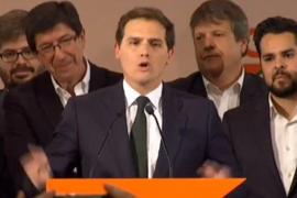 Rivera: «Vamos a echar al PSOE de la Junta»