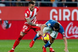 El Girona vuelve a frenar al Atlético