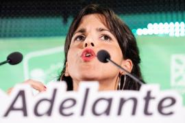 Teresa Rodríguez (AA): «Le haremos frente a la extrema derecha»