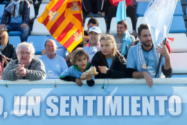 Las mejores imágenes del UD Ibiza - UCAM Murcia (Fotos: Daniel Espinosa).