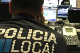 Detenido un hombre por morder en la nariz a su expareja en Palma