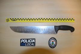 Detenido el presunto autor de una tentativa de homicidio con un cuchillo en Ibiza