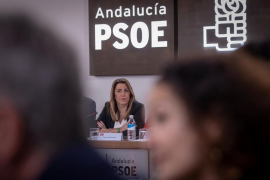 La dimisión de Susana Díaz, más cerca