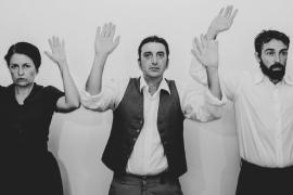 La obra de teatro 'Els Altres' se representa en Pollença