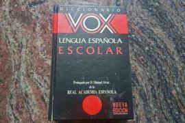 A los editores de diccionarios Vox les «toca las narices» que exista un partido con el mismo nombre