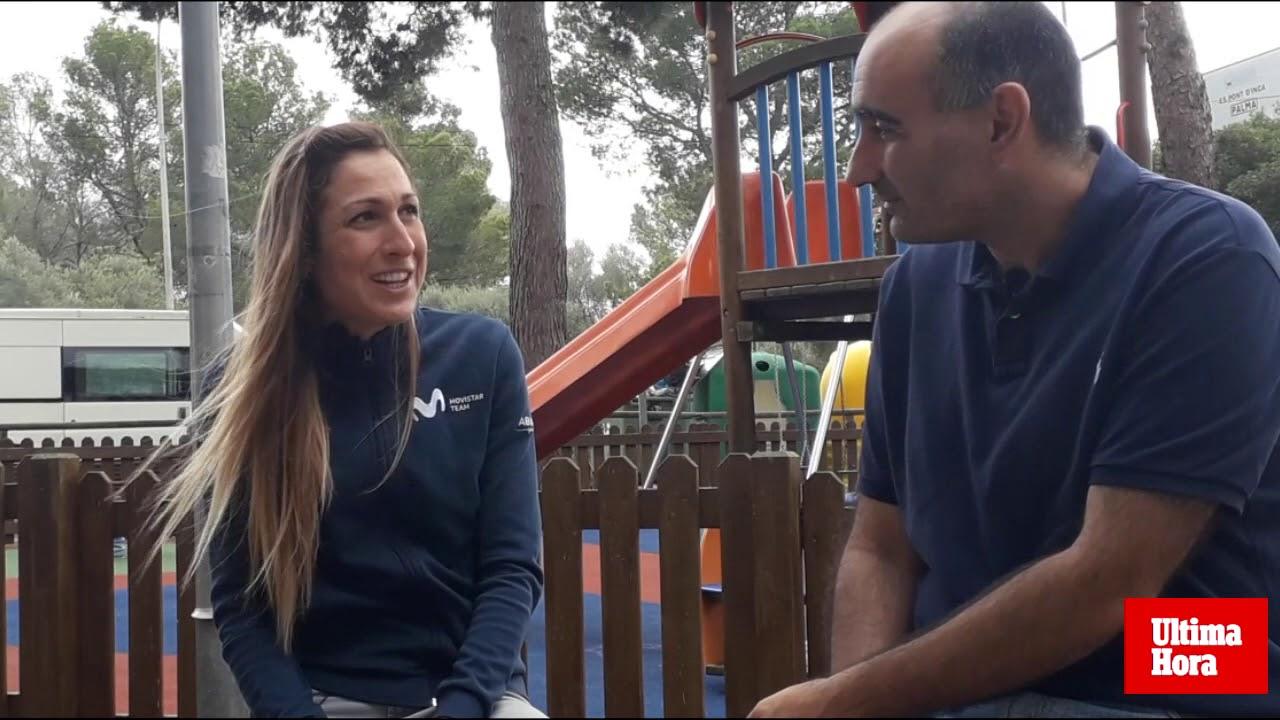 Mavi García, de Mallorca a la élite del ciclismo mundial