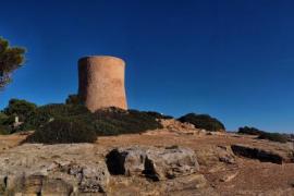 Finaliza la restauración de la Torre de Cala Pi en Llucmajor