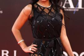 Retirada la denuncia contra una actriz egipcia por llevar un vestido transparente