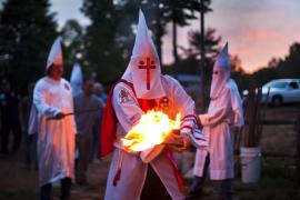 El Ku Klux Klan, en la actualidad: odio, racismo y homofobia
