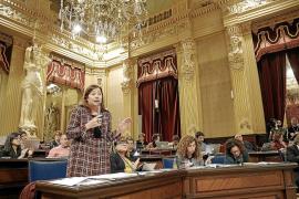 Armengol ignora a la ultraderecha para no darle cancha y centrarse en Baleares
