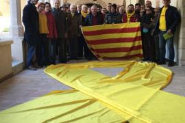 Un acto de la Assemblea Sobiranista de Mallorca