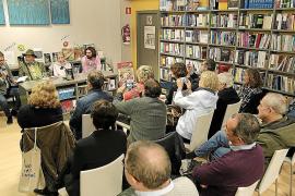Maria Antònia Oliver presenta 'Amor de cans' junto al equipo de la serie