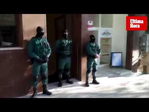 Al menos 4 detenidos en una operación contra una banda que asaltaba casas en Calvià y Andratx