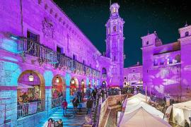 El Mercado de Navidad del Pueblo Español se consolida como el más grande de Mallorca
