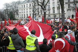 Turquía suspende sus relaciones políticas y militares con Francia