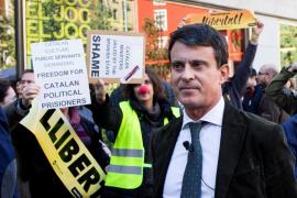 Manuel Valls: «No puede haber ningún pacto con Vox»