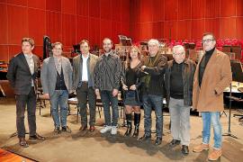 La cantata 'El Rei en Jaume I' vuelve al Teatre Principal por el 35 aniversario de su coro