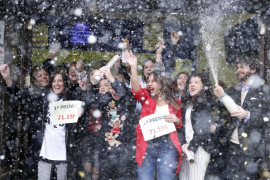 El ganador de 'El Gordo' de la Lotería de Navidad podría vivir 12 años sin trabajar si reside en una ciudad grande