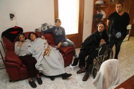 El Ayuntamiento de Llucmajor asegura que el desahucio de la familia Santiago Moreno está «en vías de solución»