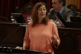 Armengol explicará el REB a petición propia y no de forma urgente como pide la oposición