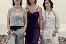 El trío femenino Entreveus presenta 'Deu'