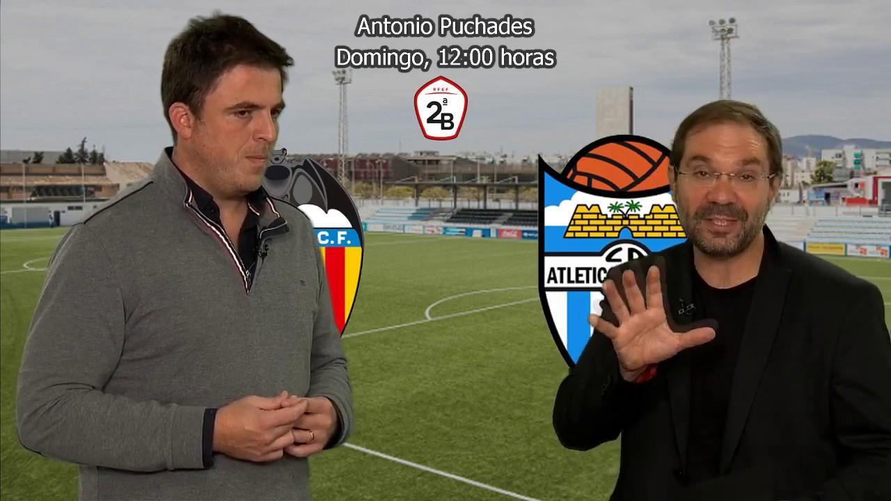 El Atlético Baleares desafía al Mestalla en Paterna