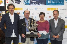 Nivel mundial en el 68 Trofeo Ciutat de Palma Bufete Frau