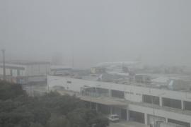 La niebla obliga a cancelar 12 vuelos en Baleares y provoca desvíos y retrasos