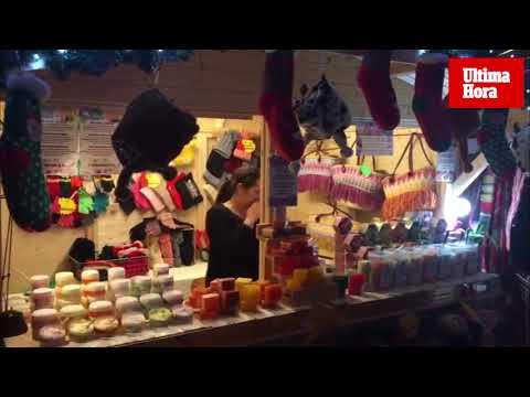 'El Casta' inaugura el mercado navideño de Bierkönig Centre