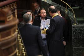 Iglesias pide que España se abra a la república