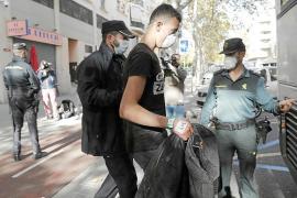 Asciende a 46 el número de personas interceptadas tras llegar en patera a Baleares