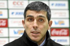 Muñiz cree que el Mallorca es «un rival difícil y bien trabajado»