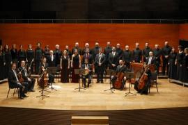 Concierto 'Navidad Espiritual' de la Fundació Studium Aureum en Palma