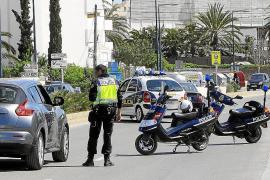 Detenido por agredir a su expareja ante sus compañeros de trabajo en Palma