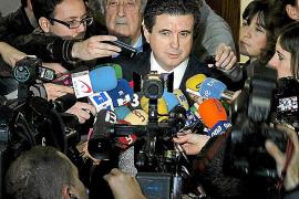 Matas presenta en el TSJB una querella criminal contra el juez instructor del 'caso Palma Arena'