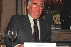 La vicepresidenta de Colombia dio por muerto a Belisario Betancur