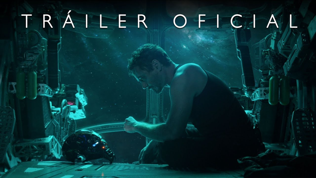 Llega el primer tráiler de «Avengers: Endgame»