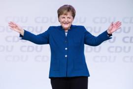 Merkel se despide como líder de la CDU: «Ha sido un honor»