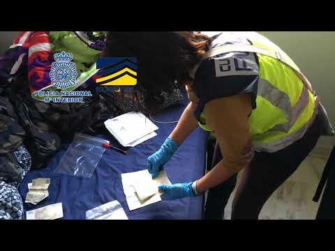 Un detenido en Palma por distribuir dinero falso adquirido en la 'darknet'