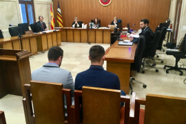 Juicio en Palma por violación