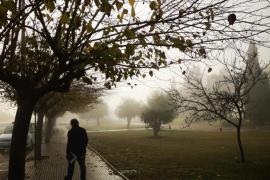 Baleares y 11 provincias más estarán este sábado en riesgo por niebla, olas y viento