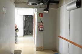 El ambulatorio del Carme de Palma necesita obras de reforma en profundidad
