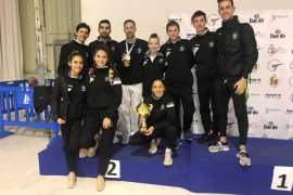 El Club Élite lidera la cosecha isleña en el Europeo de clubes y Balears brilla en los nacionales