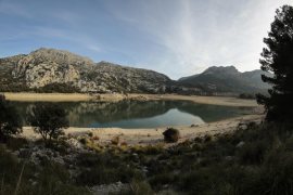 Las reservas hídricas de Baleares, mejor que hace un año