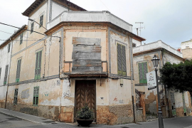 Inca expropiará la casa protegida de Can Mir, del año 1911, si la propiedad no la restaura
