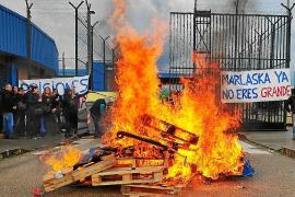 «Los presos de Palma estamos con los funcionarios en huelga»