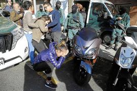 Prisión para los dos acusados de robar cajas fuertes en fincas de Mallorca